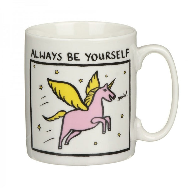 Edward Monkton Always Be Yourself Mug China Mug