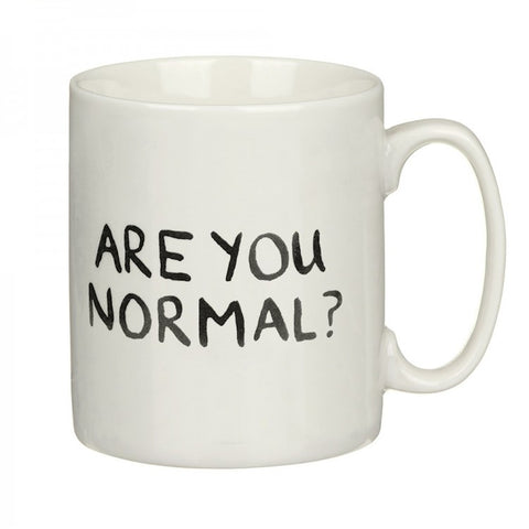 Are You Normal? China Mug