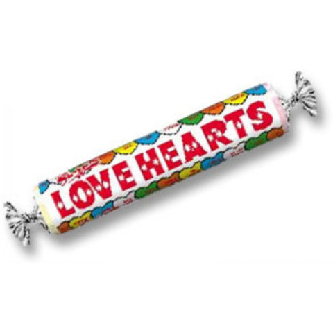 Swizzels The Original Love Hearts from Muglamania