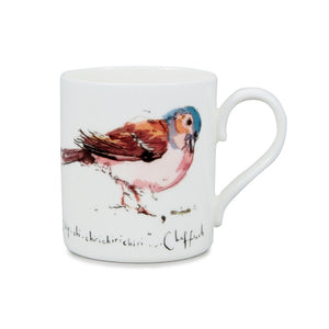 Coal Tit China Mug