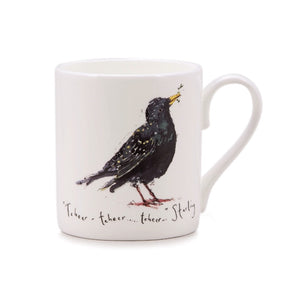 Madeleine Floyd Starling China Mug