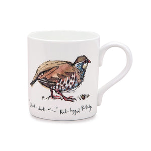 Madeleine Floyd Partridge China Mug