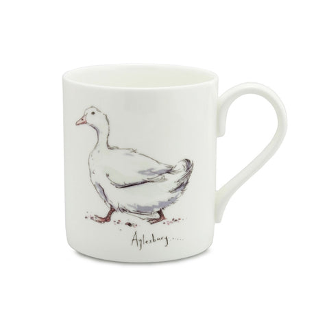 Aylesbury Duck China Mug