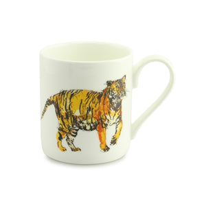 Madeleine Floyd Tiger China Mug