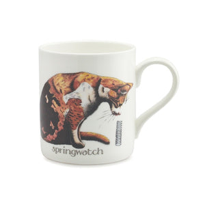 Simon Drew Springwatch China Mug