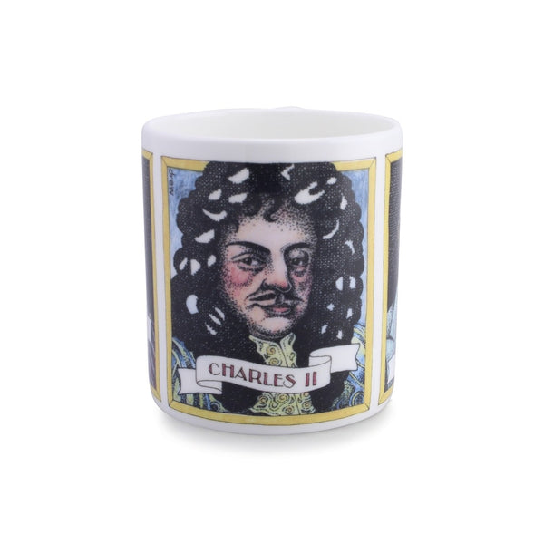 Simon Drew Charles the Third China Mug
