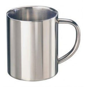 Personalised Stainless Steel Photo Mug
