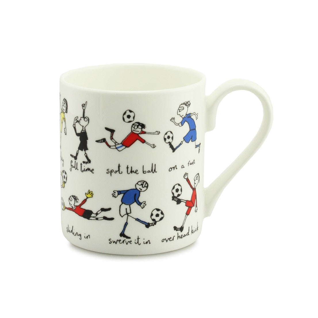 Tyrrell Katz Football Mug China Mug