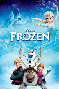 Frozen Vudu or Movies Anywhere HD redemption only