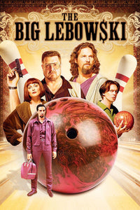Big Lebowski Vudu HD redeem only