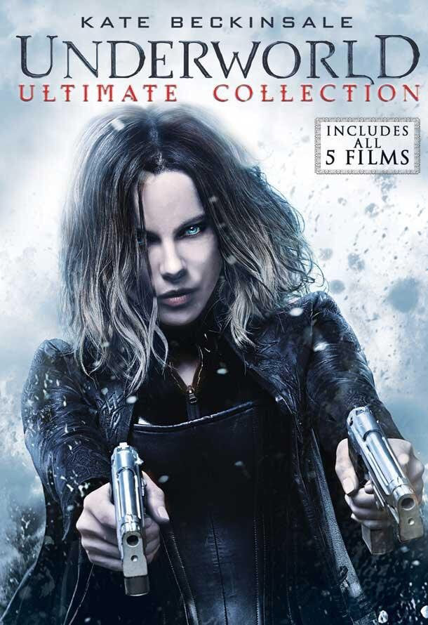 Underworld Ultimate Collection Vudu or Movies Anywhere HD code