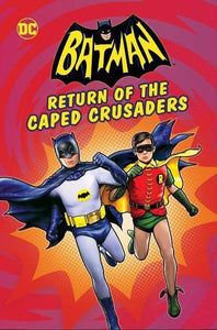 Batman Return of the Caped Crusaders Vudu or Movies Anywhere HD code