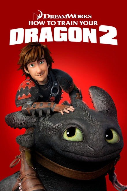 How To Train Your Dragon 2 Vudu or Movies Anywhere HD code