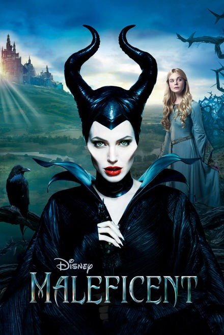 Maleficent (2014) Vudu or Movies Anywhere HD redemption only