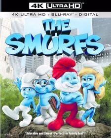 The Smurfs Vudu or Movies Anywhere HD code