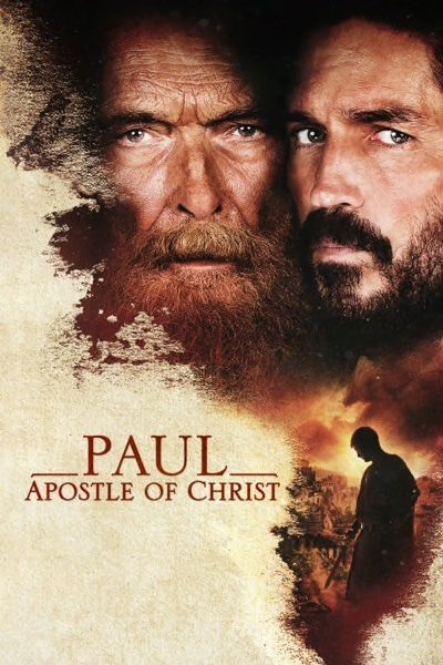 Paul Apostle Of Christ Vudu or Movies Anywhere HD code