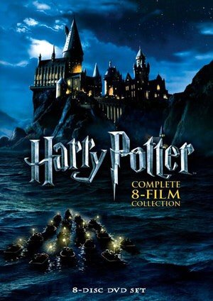 Harry Potter 8 Film Collection Movies Anywhere HD code