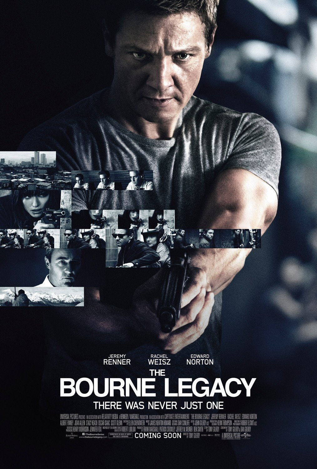 Bourne Legacy Vudu or Movies Anywhere HD redemption only