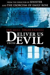 Deliver Us From Evil Vudu or Movies Anywhere HD code