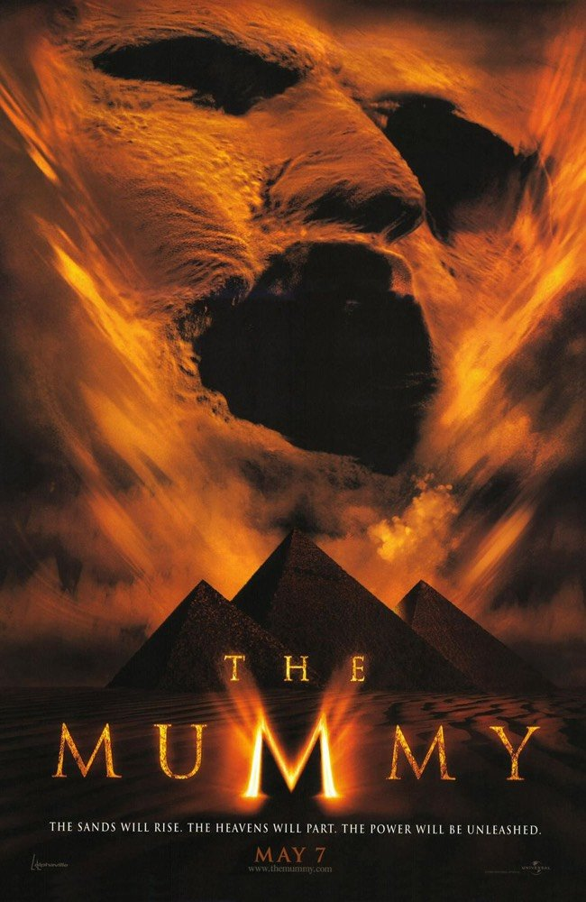 The Mummy (1999) Vudu or Movies Anywhere HD redemption only