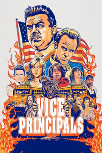 Vice Principals: The Complete Series Vudu HD code