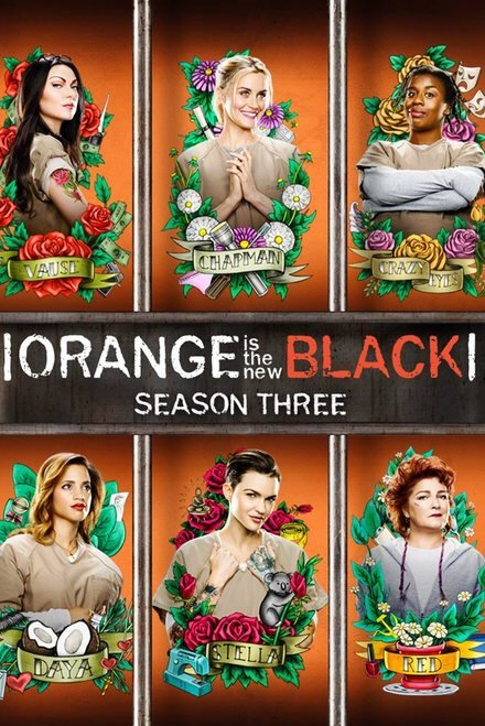 Orange is the New Black: The Complete Third Season Vudu SD code