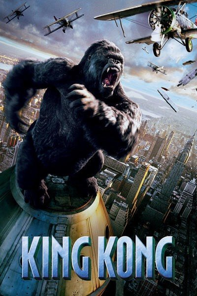 King Kong Vudu or Movies Anywhere HD redemption only