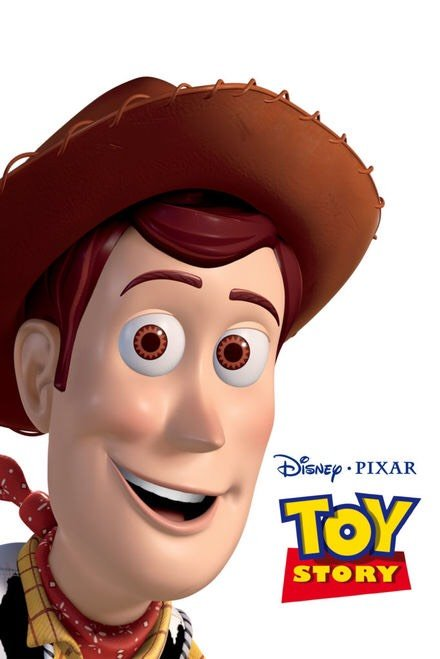 Toy Story Vudu or Movies Anywhere HD redeem only