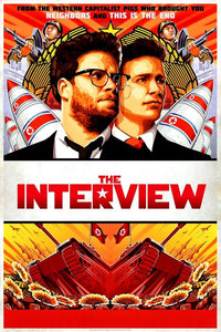The Interview (2014) Vudu or Movies Anywhere HD code