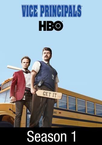 Vice Principals: The Complete First Season Vudu HD redemption only