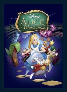 Alice In Wonderland (1951) Google Play HD redeem only