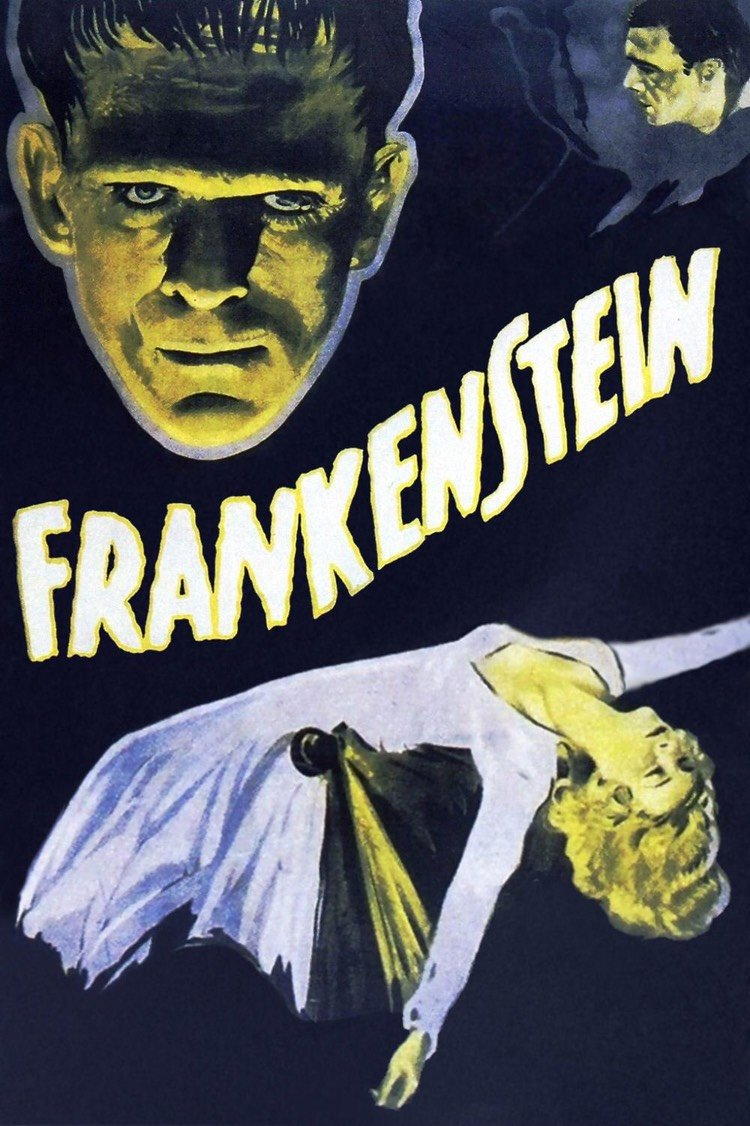 Frankenstein (1931) iTunes HD redemption only