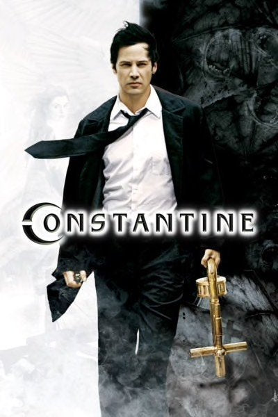 Constantine Vudu or Movies Anywhere HD code
