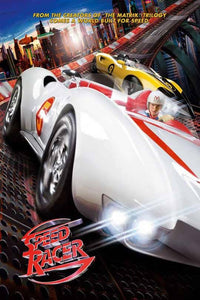 Speed Racer (2008) Movies Anywhere HD code