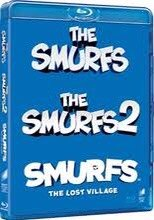 The Smurfs Trilogy Vudu or Movies Anywhere HD code