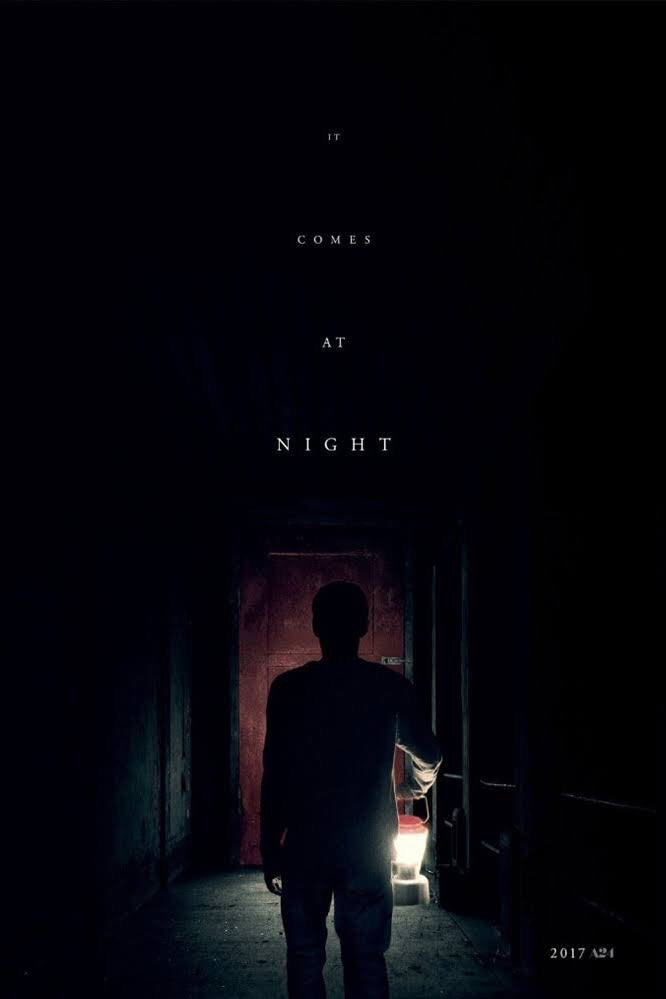 It Comes At Night (2017) Vudu HD code