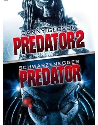 Predator 1 and 2 Vudu or Movies Anywhere HD code