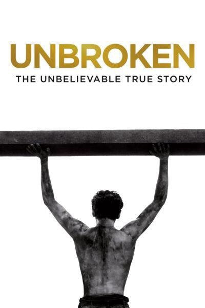 Unbroken iTunes HD redemption only
