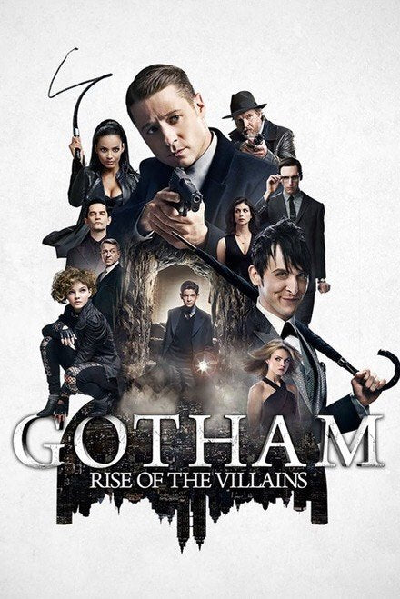 Gotham: The Complete First, Second, and Third Seasons Vudu HD code