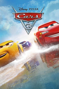Cars 3 Google Play HD redeem only