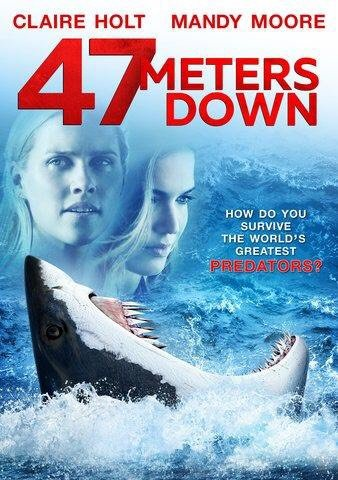 47 Meters Down Vudu or iTunes HD code