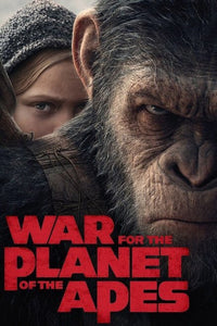 War for the Planet of the Apes Vudu or Movies Anywhere HD code