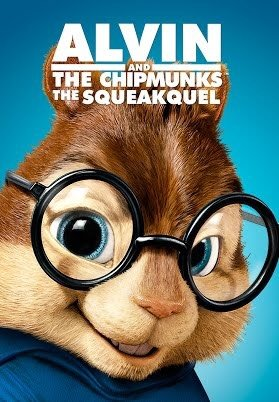 Alvin and the The Chipmunks The Squeakquel Vudu or Movies Anywhere HD code