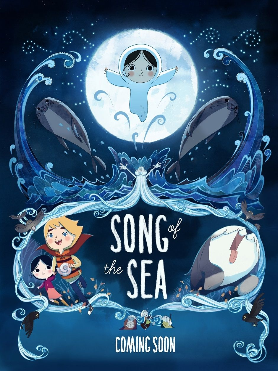 Song of the Sea Vudu HD redemption only