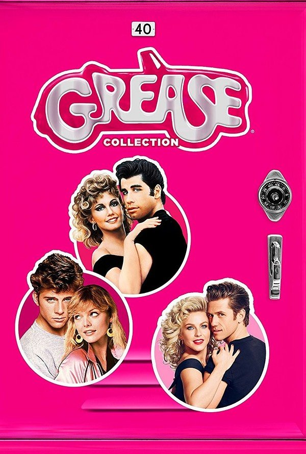 Grease: The Collection Vudu HD redemption only