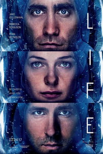 Life (2017) Vudu or Movies Anywhere HD code