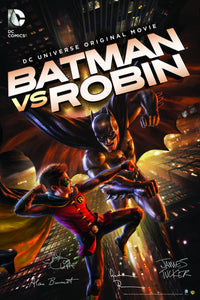 Batman Vs Robin Vudu or Movies Anywhere HD code