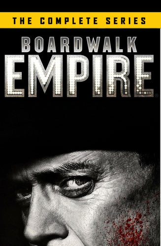 HBO's Boardwalk Empire: The Complete Series Bundle (2010-2014) Google Play HD code