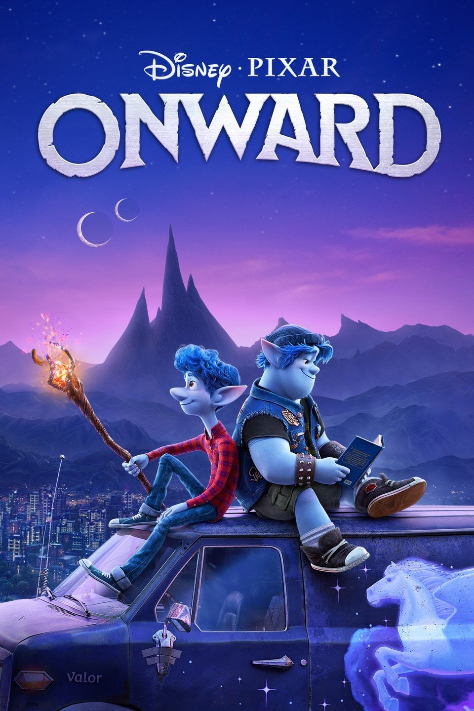 Onward (2020) Vudu or Movies Anywhere HD redemption only