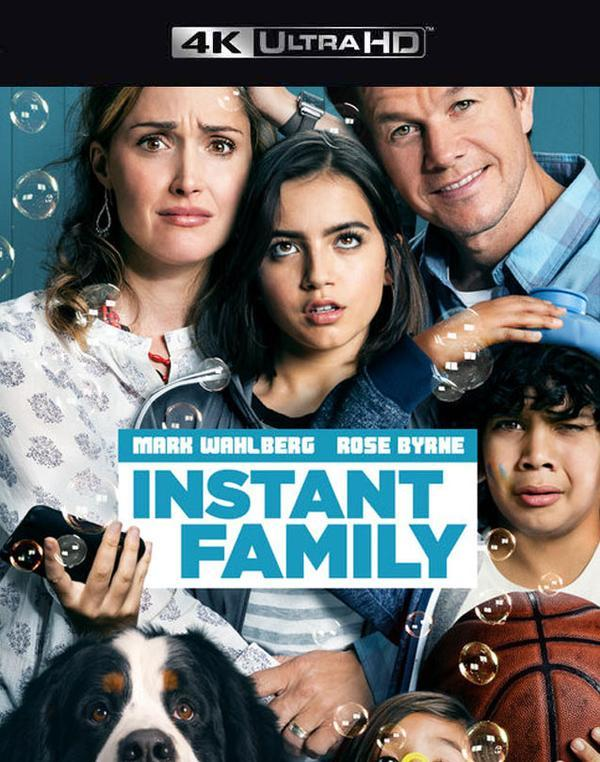 Instant Family (2018) iTunes 4K redemption only